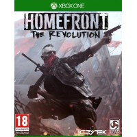 XBOX ONE - Homefront The Revolution