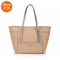 Guess Delaney Small Shopper, tan
