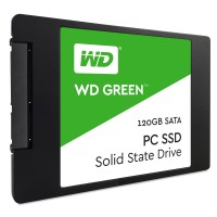 "SSD 2,5"" 120GB WD Green SATAIII 7mm"