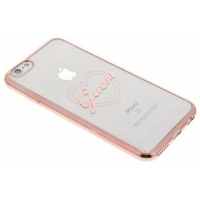 Zadní kryt Guess Signature Heart GUHCP6TRHRG pro iPhone 6/6S