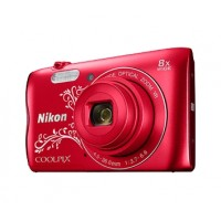 Nikon Coolpix A300 s ornamenty,20,1M 8xOZ,HD Video