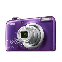 Nikon Coolpix A10 fialový, 16,1M, 5xOZ, HD Video