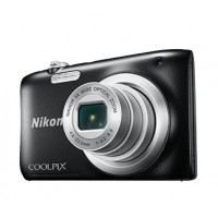 Nikon Coolpix A100 černý, 20,1M, 5xOZ, HD Video