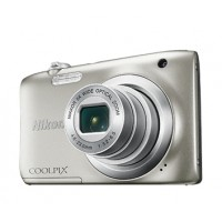 Nikon Coolpix A100 stříbrný, 20,1M, 5xOZ, HD Video