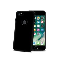 TPU pouzdro CELLY Gelskin pro Apple iPhone 7, black edition