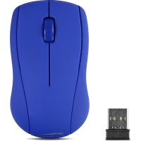 SL-630003-BE SNAPPY Mouse - Wireless USB, blue