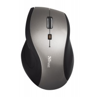myš TRUST Sura Wireless Mouse - black/grey