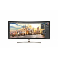 "38"" LG LED 38UC99-W - 21:9, DP, 2x HDMI, USB-C, repro., 5ms"