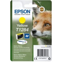 Yellow Ink Cartridge  (T1284) - Originál