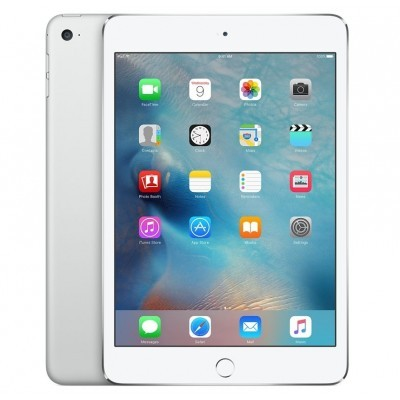 Apple iPad Mini 4 Wi‑Fi + Cellular, 128GB - stříbrný