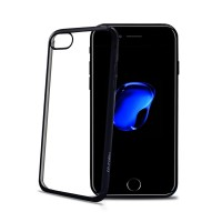 Obal Celly Laser pro Apple iPhone 7 Plus/8 Plus, Black Edition