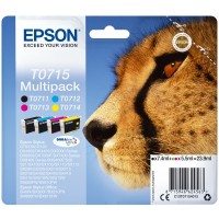 Epson Multipack 4-colours T0715 DURABrite UltraInk