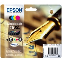 Epson 16XL Series 'Pen and Crossword' multipack - Originál