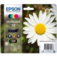 Epson Multipack 4-colours 18 Claria Home Ink - Originál