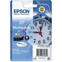 Epson Multipack 3-colour 27 DURABrite Ultra Ink