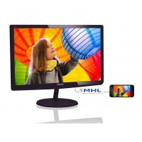"22"" LED Philips 227E6LDAD - FHD,HDMI,rep"