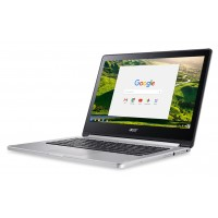 Acer Chromebook 13/MT8173/4G/64GB/Chrome stříbrný