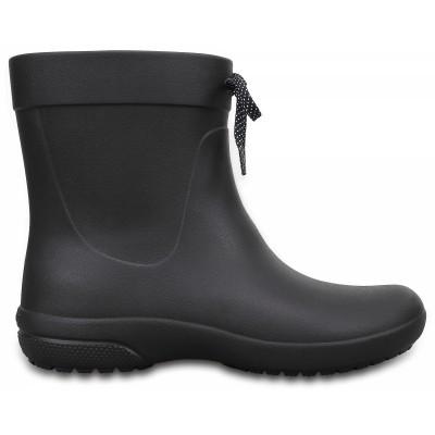 Dámské holínky (gumáky) Crocs Freesail Shorty Rain Boots