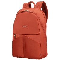 "Samsonite Lady Tech ROUNDED BACKPACK 14.1"" Rust"