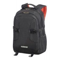 "American Tourister URBAN GROOVE UG2 LAPT. BACKPACK 14.1"" BLACK"