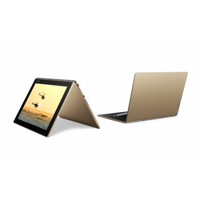 "Lenovo Yoga Book 10""FHD/Z8550/4GB/64GB/WiFi/LTE/AN 6.0.1 - Champagne Gold"