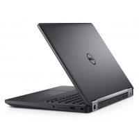 "Dell Latitude E5470 14"" HD i5-6300U/4GB/500GB/Intel HD/USB/HDMI/VGA/SCR/FPR/W10P/3RNBD/Černý"