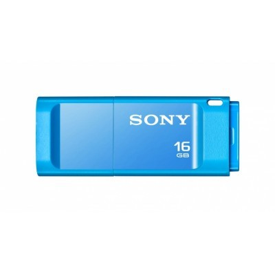 Sony Flash USB 3.0 Micro Vault - X,16GB, modrá