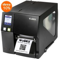 Godex ZX1300i, USB, LAN, displej