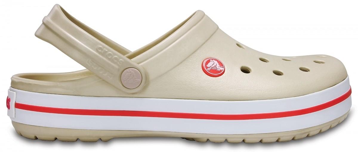 42795b43fd8 Crocs Crocband - Stucco Melon
