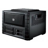 CoolerMaster case minitower HAF XB EVO, ATX,black,