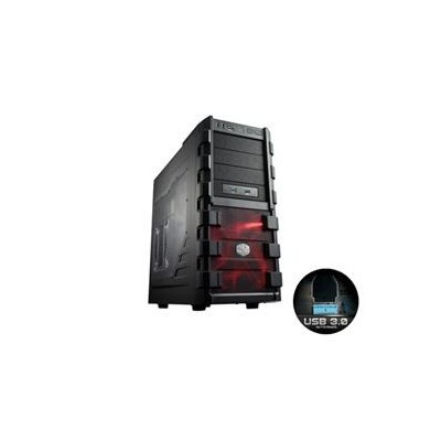 CoolerMaster case miditower HAF 912 Advanced, ATX,