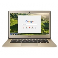 Acer Chromebook 14/N3160/4G/32GB/Chrome zlatý