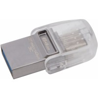 64GB Kingston DT microDuo 3C, USB 3.0/3.1 + Type-C