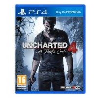 PS4 - Uncharted 4: A Thief's End