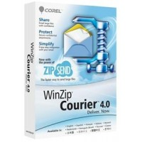 WinZip Courier Mnt (2 Yr) ML (200-499)