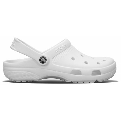 Crocs Coast Clog - White, M9/W11 (42-43)