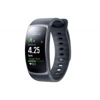 Smart watch Samsung Gear Fit2, Dark Grey (SM-R3600DAAXEZ)