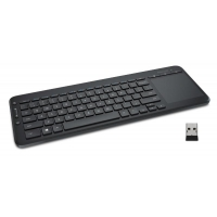Microsoft All-in-One Media Keyboard Wireless,CZ&SK