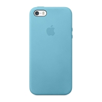 MF044FE/A Apple Original Pouzdro Blue pro iPhone 5/5S (EU Blister)