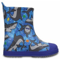 Crocs Bump It Graphic Rain Boot