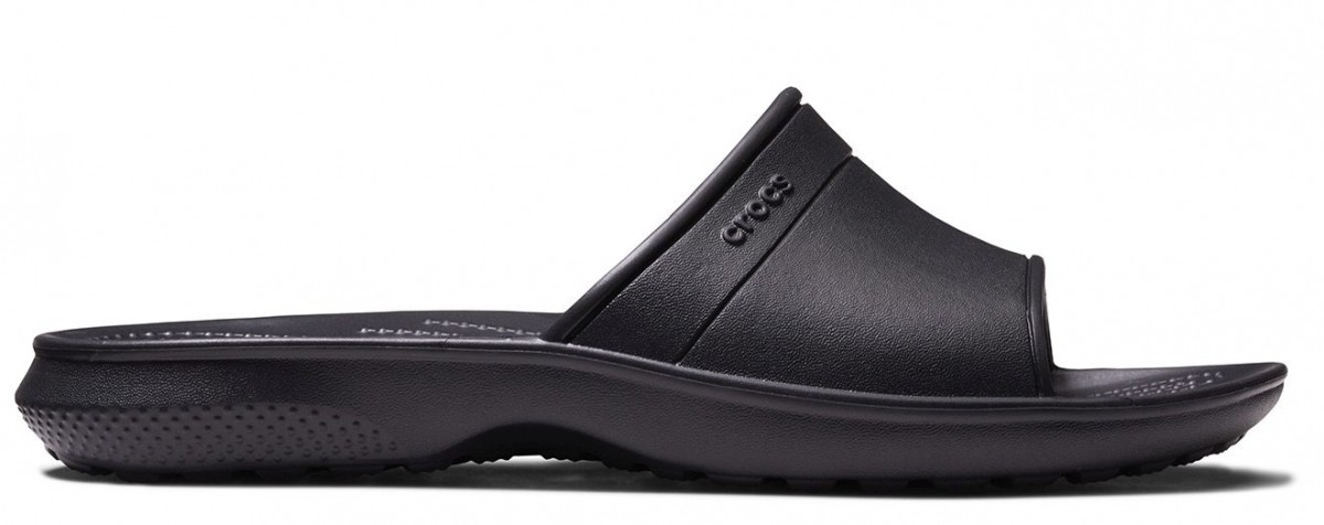 a043c9fb296 Pantofle Crocs Classic Slide - Black