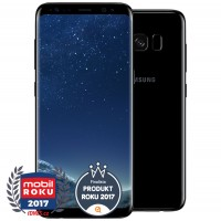 Samsung Galaxy S8  SM-G950 64GB, Midnight Black