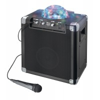 TRUST Urban Fiëst Disco Wireless Speaker with party lights