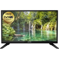 "20"" LED TV SENCOR SLE 2058TCS - H.265 (HEVC)"