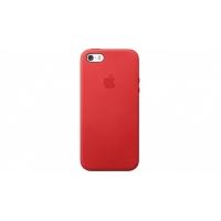 MF046FE/A Apple Original Pouzdro Red pro iPhone 5/5S/5SE (EU Blister)