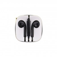 iPhone Stereo HF OEM Black (Bulk)