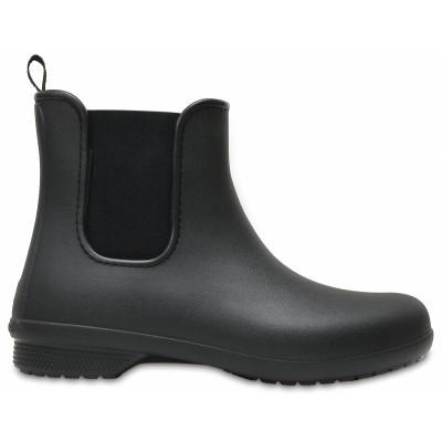 Dámské holínky (gumáky) Crocs Freesail Chelsea Boot Women