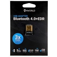 4Worldorld Bluetooth 4.0+EDR USB adapter