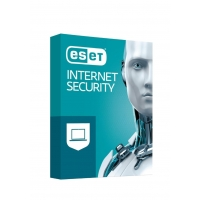 ESET Internet Security  - 1 instalace na 1 rok, krabice
