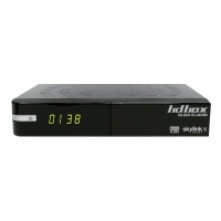 FullHD HD-BOX HS-265IRD Irdeto, Skylink Ready - HEVC H.265